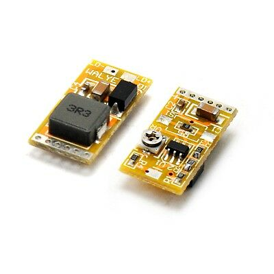 2pcs 445nm 450nm Blue 1w 1.4w 2w Laser Diode Driver Board Adjustable Current