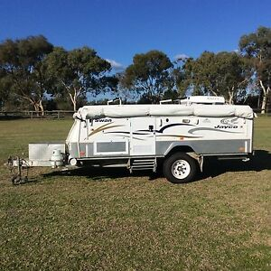 Jayco Swan Outback Oakford Serpentine Area Preview