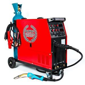 MT-250i INVERTER MIG-TIG-MMA GAS/GASLESS WELDER Canning Vale Canning Area Preview