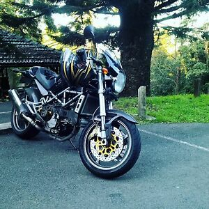 Ducati Monster S4 New Farm Brisbane North East Preview