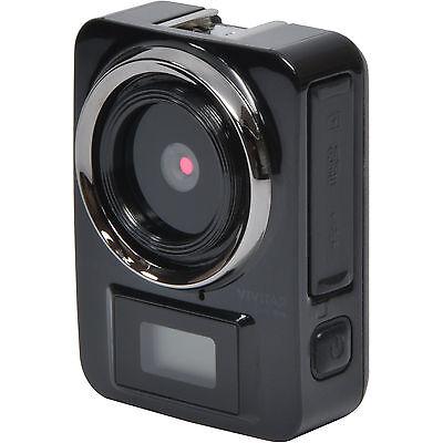 Vivitar DVR906HD HD LifeCam Digital Video Camera Camcorder Body Cam