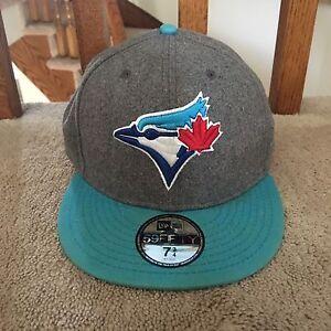 Toronto Blue Jays New Era baseball hat/cap 7 3/4