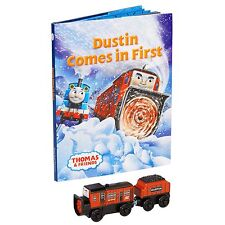 Fisher-Price Thomas & Friends Dustin Comes in First Book Pack