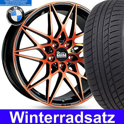 """19"""" ABE MAM B2 BFO Winterräder 245/40 Reifen für BMW 6er F12 Coupe 6C Neu"""