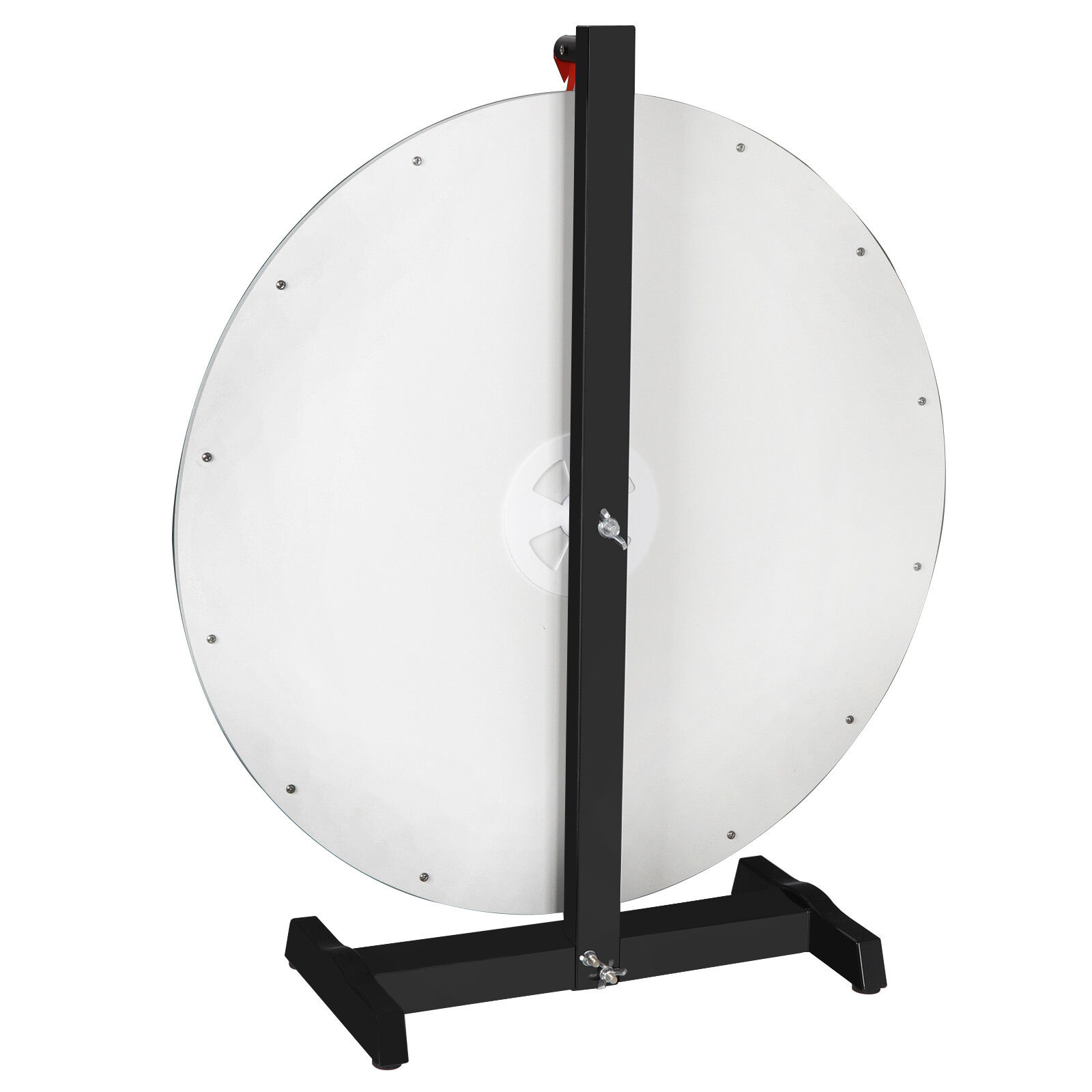 24″ Prize Wheel Customizable Color Erasable Board W/Sturdy Stand Tradeshows Game Business & Industrial