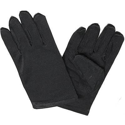 19 cm lange Handschuhe für Kinder schwarz Umfang - Lange Handschuhe Für Kinder