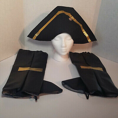 Spats, Gaiters, Puttees – Vintage Shoes Covers Hat & Boot Shoe Spats Tops Covers, Colonial, Hamilton Halloween Costume, Pirate $9.97 AT vintagedancer.com