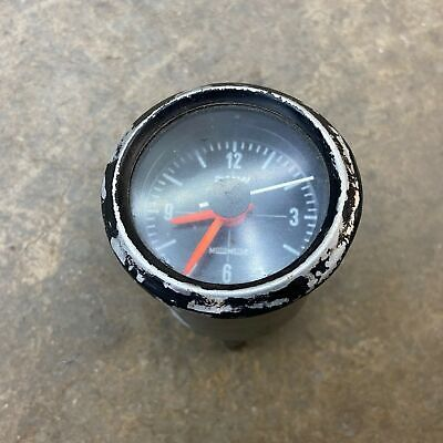 BMW Airhead R90S White Faced Clock Working
