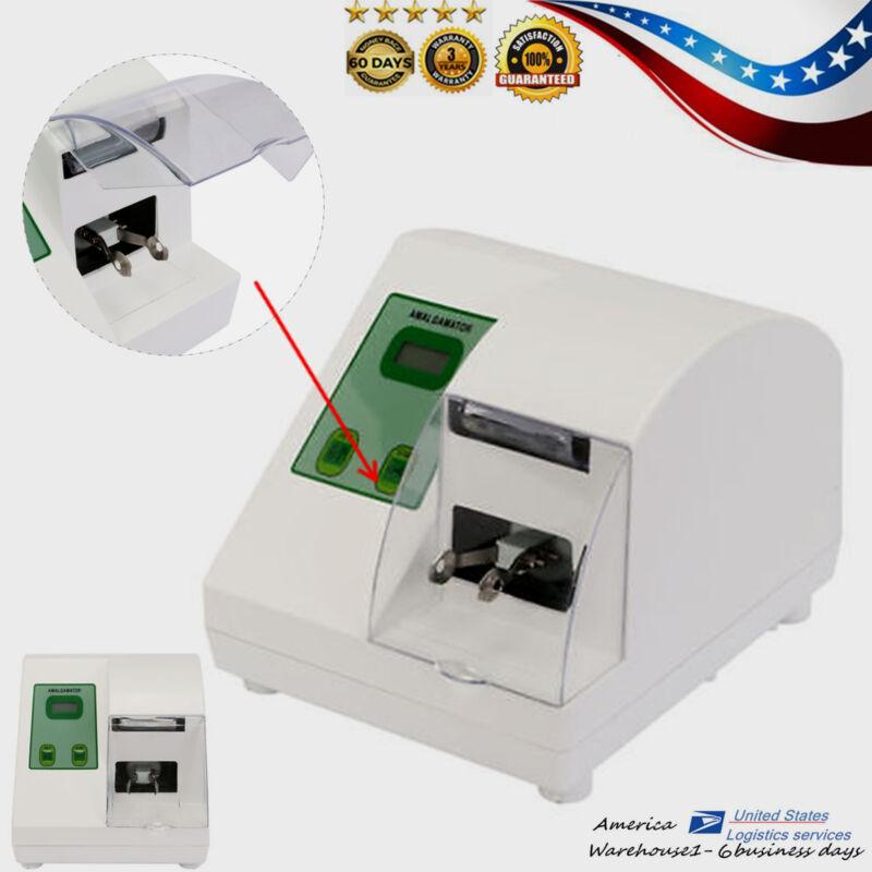 Dental Lab Digital Amalgamator 4200RPM HL-AH G5 Amalgam Capsule Mixer Blender US