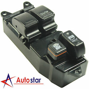 New Power Window Master Control Switch For 1998-2006 Toyota Tundra Sienna Solara