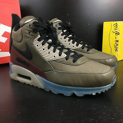 release date: 5bb79 d2a9f New NIKE AIR MAX 90 SneakerBoot ICE 684722-200
