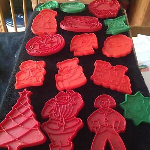 COOKIE CUTTERS MANY OCCASIONS- 14pc set