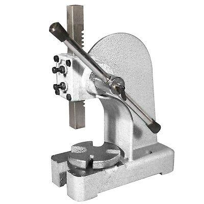 Drehdornpresse Werkstattpresse Dornpresse Handhebelpresse Presse 1000 kg