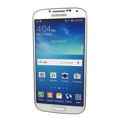 Samsung Galaxy S4 SCH-R970 (U.S. Cellular) Android White (M-S1047) x