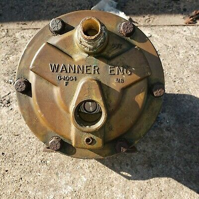 Used Wanner Hydra-cell D10 Pump