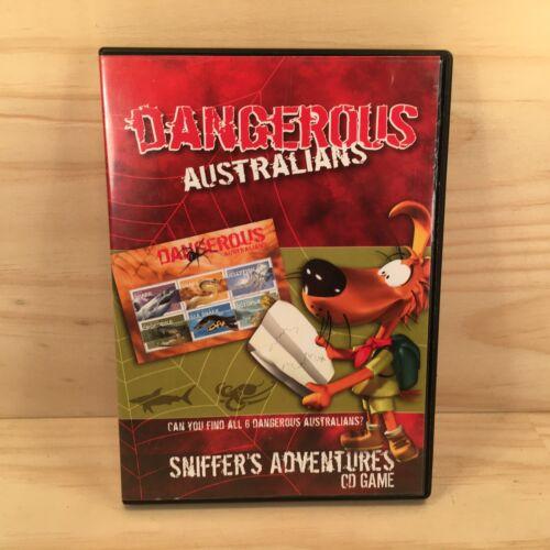 game computer - DANGEROUS AUSTRALIANS: SNIFFER'S ADVENTURES Kids Animal Fun PC Computer Game