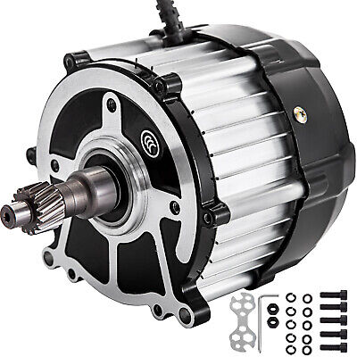 48v-60v 650w Dc Brushless Differential Speed Motor Electric Tricycle Motor