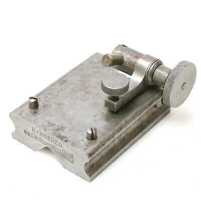 Brown Sharpe No.621 Hardened Steel Base For Indicator