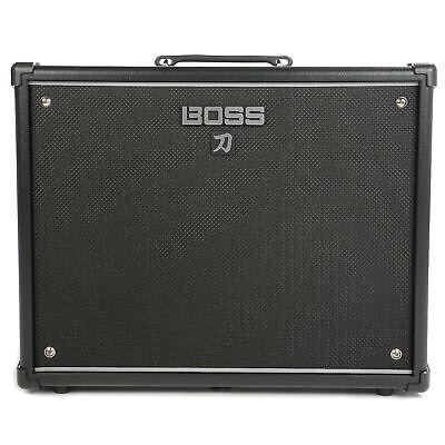 Boss Katana KTN‑100 100W 1x12 Guitar Combo Amplifier Black