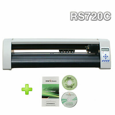 Hot 24 Vinyl Cutter Redsail High Quality Cutting Plotter Artcut Best Value