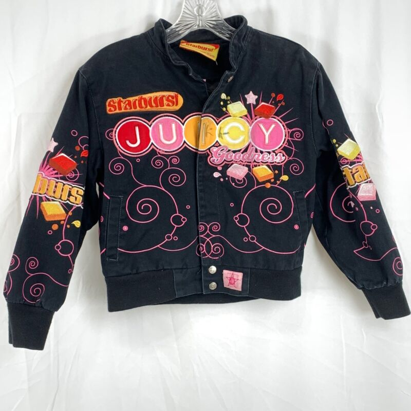 JH Design Starburst Fruit Chews Jacket Youth 7-8
