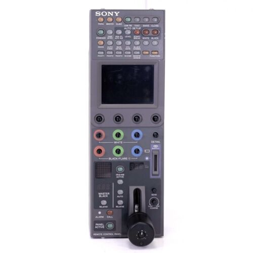 Sony RCP-750 Remote Control Panel (SN/100675)