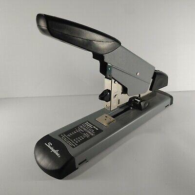 Swingline 39005 High Capacity Heavy-duty Stapler 160-sheet Capacity - Blackgrey