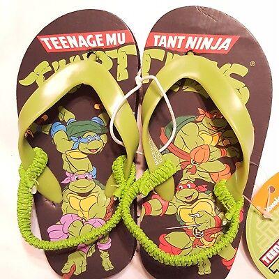Teenage Mutant Ninja Turtle Sandalen Größe Jugend S - Teenage Mutant Ninja Turtle Mädchen