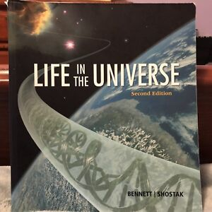 Life in the Universe Second edition