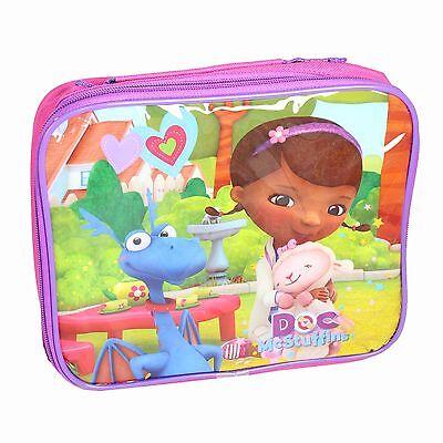 Charakter Isolierte Lunchpaket Kühltasche – Doc Mcstuffins ()
