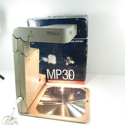 Ricoh Portable Overhead Projector Mp30 Japan