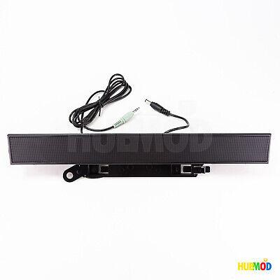 DELL AX510PA Computer Monitor Sound Bar PC Multimedia Speake