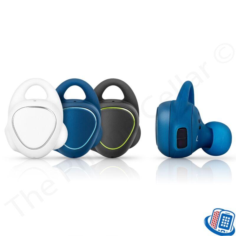Samsung Gear IconX Icon X SM-R150 Wireless Earbuds Black White Blue Headphones