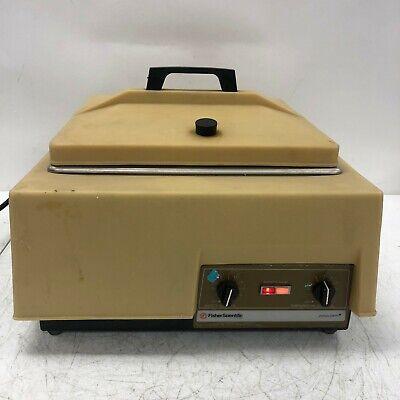 Allied Fisher Versa-bath 137 Variable Temperature Heated Water Bath Lab W Lid