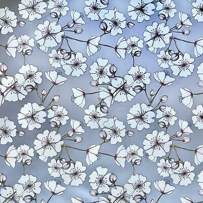 Bulk Ream Roll Floral Gift Wrap Wrapping Paper, Cherry Blossom Cherry Blossom Wrapping Paper