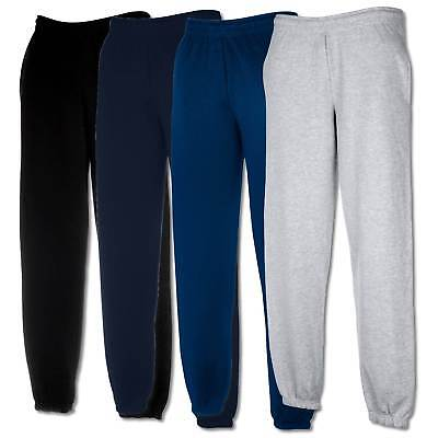 Cuff Trainingshose (Fruit of the Loom Jogginghose Trainingshose Fitness Sporthose S M L XL XXL)