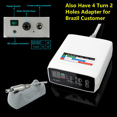Refurbished Dental Electric Motor For 1115 161 Handpiece Contra Angle
