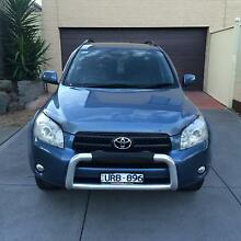 2007 Toyota RAV4 Cruiser L 4X4 Coburg Moreland Area Preview