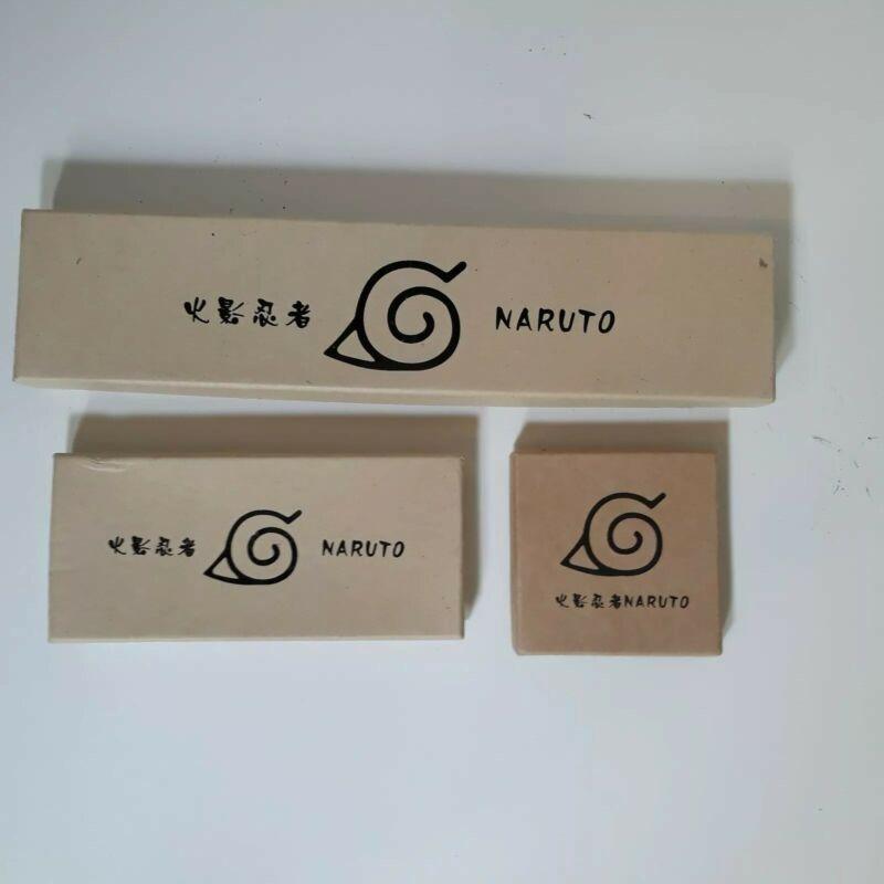 Naruto Plastic Throwing Knives, Star