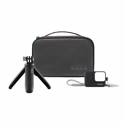GoPro Reise-Kit Outdoor Zubehör Reisetasche Inkl. Shorty Schutzhülle Trageband