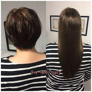 HAIR EXTENSION loop,tape,Weave 250$ Gatineau Ottawa / Gatineau Area image 3