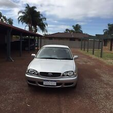 2000 Toyota Corolla for urgent sale Cannington Canning Area Preview
