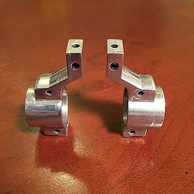 Sg Racing Car Robbe Columbia Mk2 Mk Vittorazi Aluminium RC Hubs Vintage, used for sale  Shipping to Nigeria