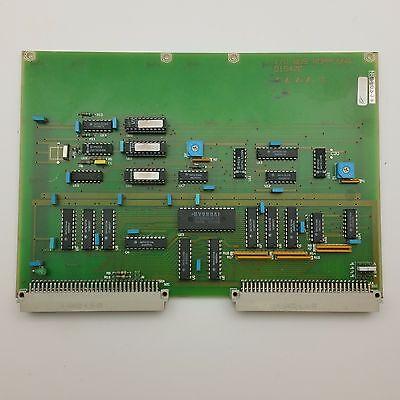Engel Keba Circuit Board Io Bus Kopplung D1547c