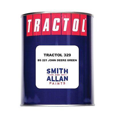 John Deere Green Tractor Paint Machinery Plant Enamel Tractol 1 Litre 1L
