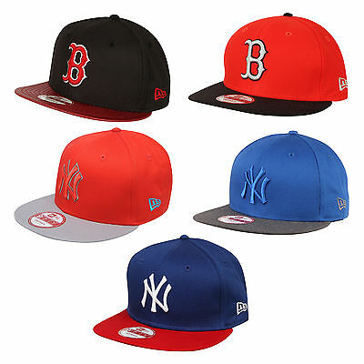 New Era Cap 9FIFTY Snapback 950 NY Yankees Boston Sox MLB Baseballcap Kappe NEU Sox Snap