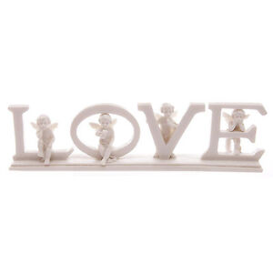 Great Love Word Ornament Decorative Home Bedroom Living Room Accessories Items  Decor