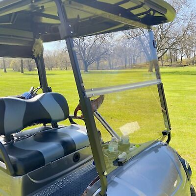 Owner for Yamaha Drive G29 Tinted Windshield Folding (2007-2016) Golf Cart Part