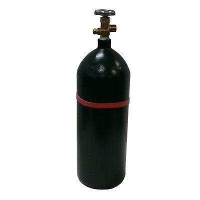 20 Cf Cylinder Inert For Welding - Bottle Tank Cga580 Argon Argonco2 Helium