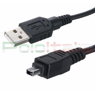 USB Kabel FIREWIRE für Camcorder Kamera Kamera Digital Jvc Nikon Canon Canon Firewire-kabel